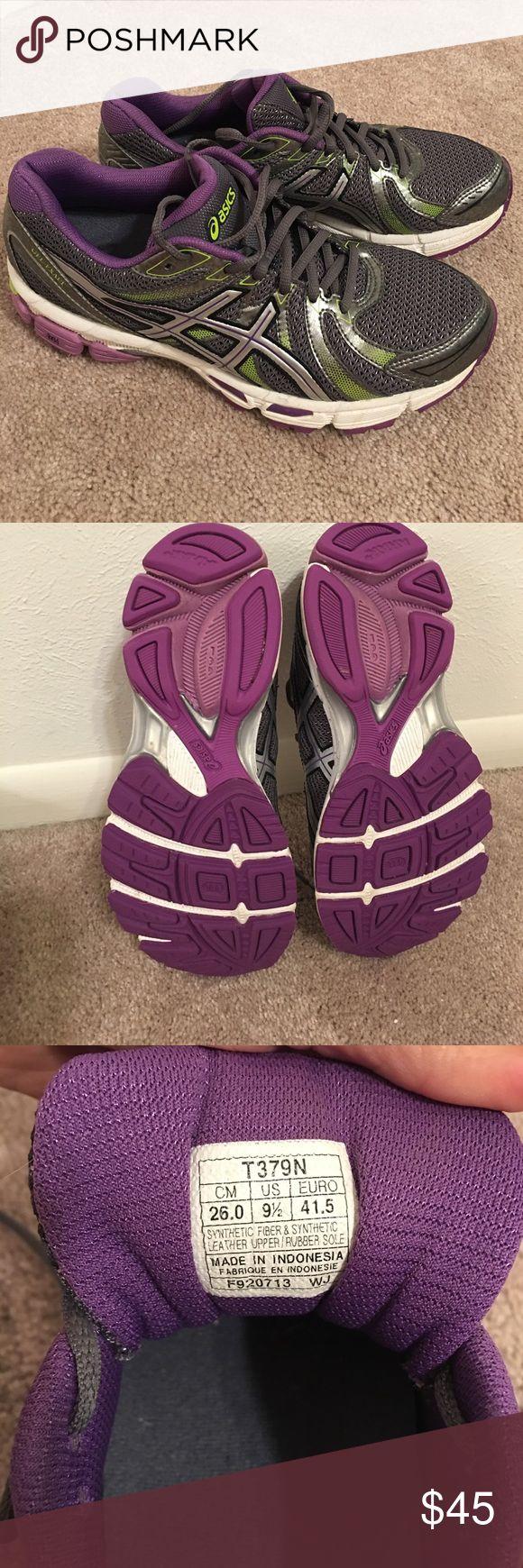 Asics EXCELLENT condition!  Asics size 9.5 ladies shoes. Asics Shoes Athletic Shoes