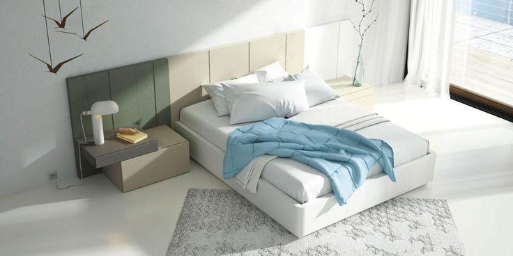 Dormitorio moderno (1066 – D3) - Muebles CASANOVA