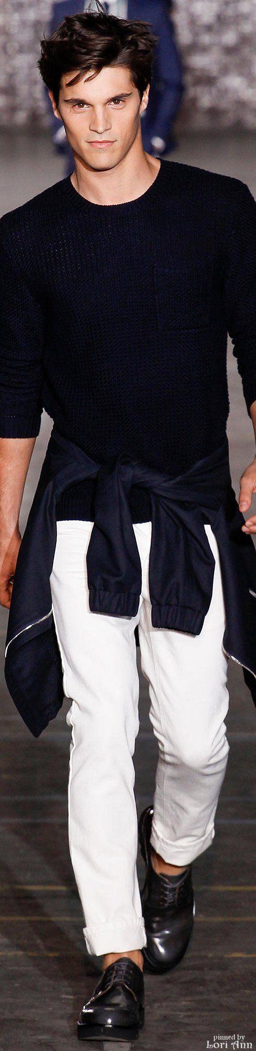 Ami Spring 2015 Menswear