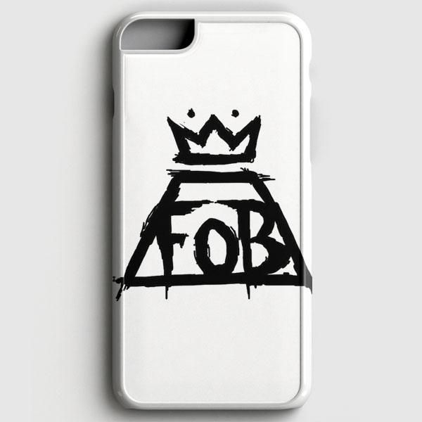 Fall Out Boy White iPhone 7 Case | casescraft