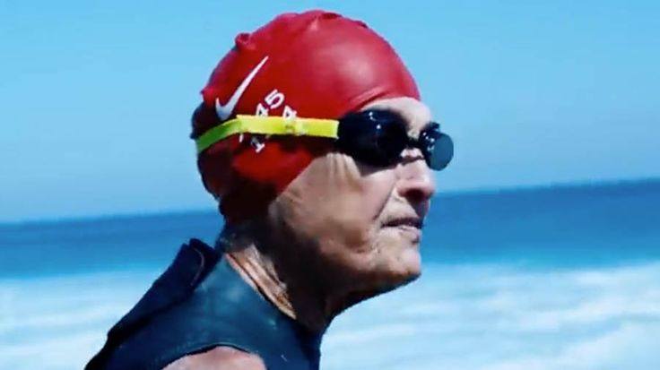 """Meet the 86-Year-Old Nun Who Takes on Triathlons After Church Hours: She's known as the """"Iron Nun,"""" and Sister Madonna Buder doesn't give up easily."""