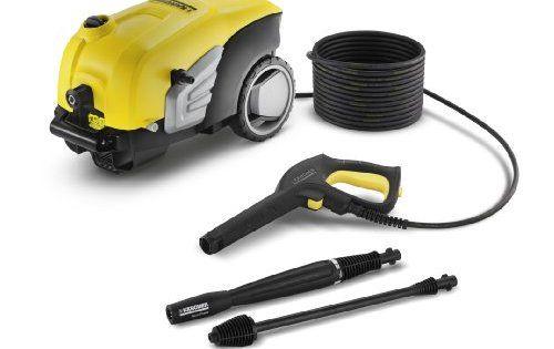 """Kärcher K7 Compact Nettoyeur Haute Pression électrique 3000 W: Filtre à eau intégré Adaptateur tuyau d'arrosage g3/4"""" flexible haute…"""