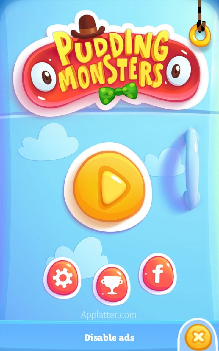 Pudding Monsters Android App Find more apps on http://:http://softwarelint.com/ Find more apps on : softwarelint.com #android #apps #games