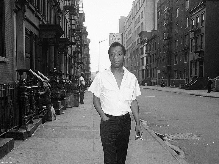 How James Baldwin's Return to America Inspires Us Against Trump