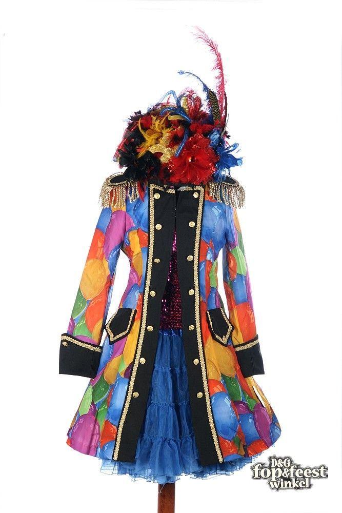 Mooie Carnavalskleding Dames.Carnavalsjas Dame Color Pearl Balloon Zijn Geweldige Jassen Voor Een