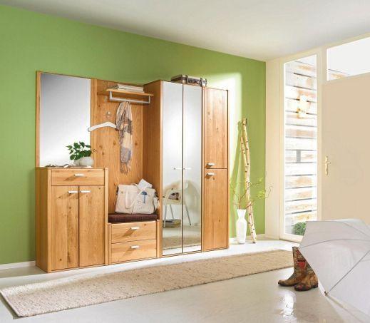 186 best vorzimmer images on pinterest for Garderobe echtholz