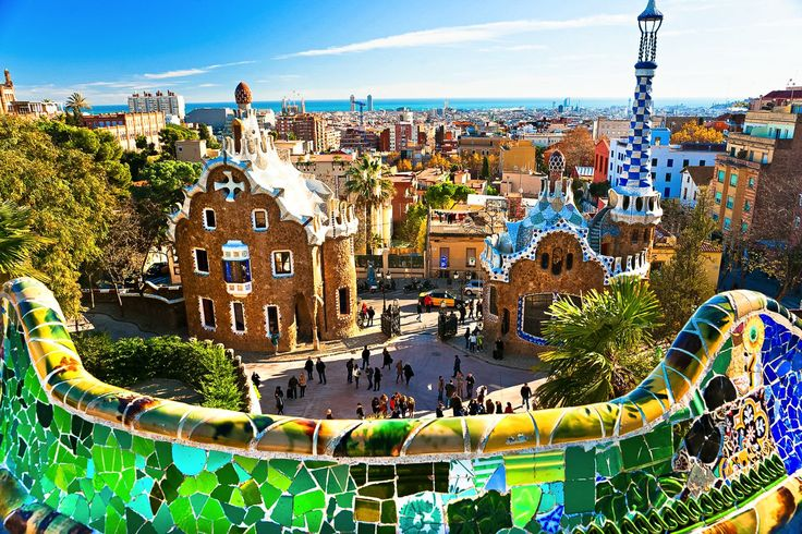 9 Cities You Must Visit In Spain! in Barcelona, Cordoba, Europe, Granada, Madrid, Salamanca, Santiago de Compostela, Seville, Spain, Toledo, Valencia | Travel | Hand Luggage Only