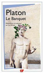couverture du livre le Banquet de Platon