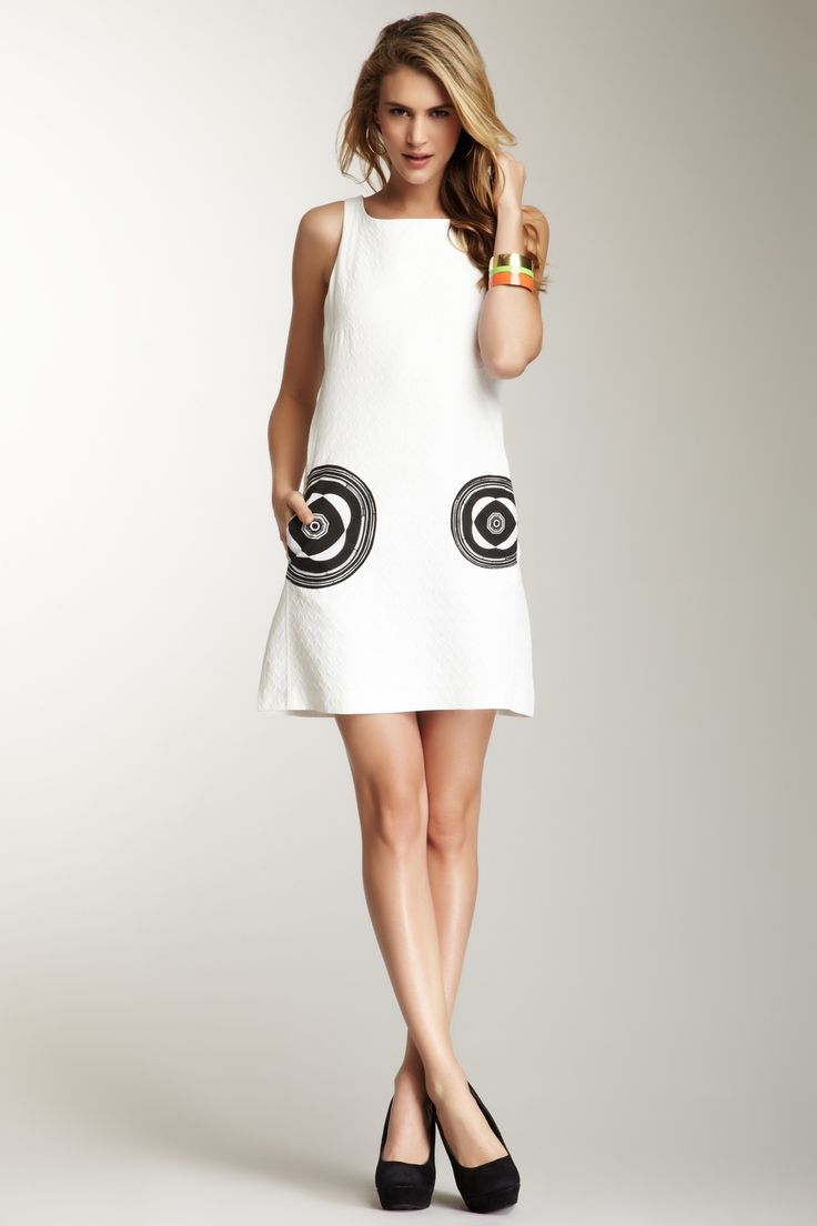 Desigual - I´m a 36 in this dress (Bodi.me, helps  Desigual customers shopping online)