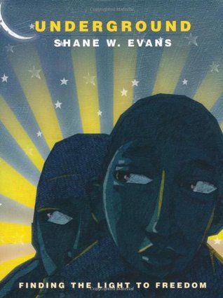 Underground: Finding the Light to Freedom – Shane Evans