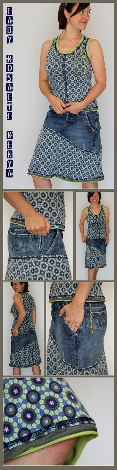 385 best Nähen - Kleidung images on Pinterest