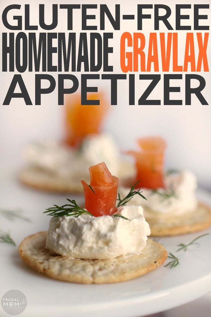 17 best images about delicious cracker hors d 39 oeuvres on for Gluten free canape ideas