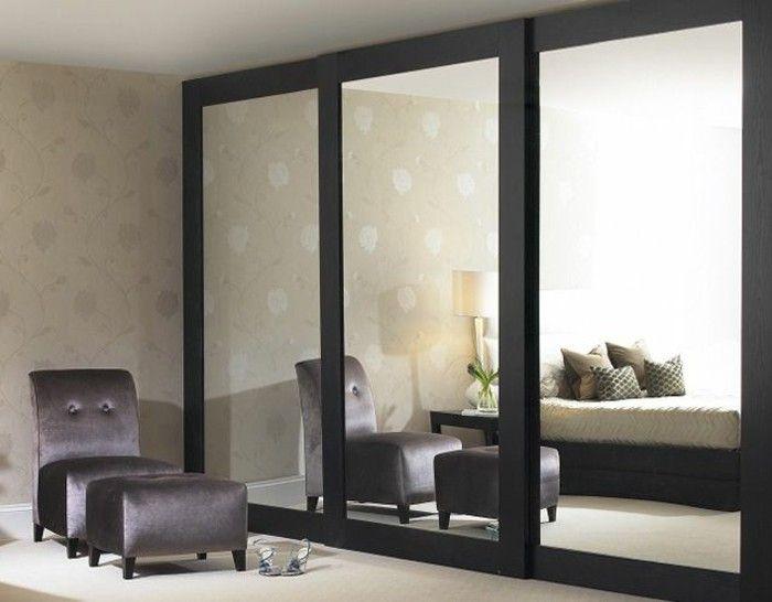 les 25 meilleures id es concernant miroir de placard sur pinterest id es de chambre vanit. Black Bedroom Furniture Sets. Home Design Ideas