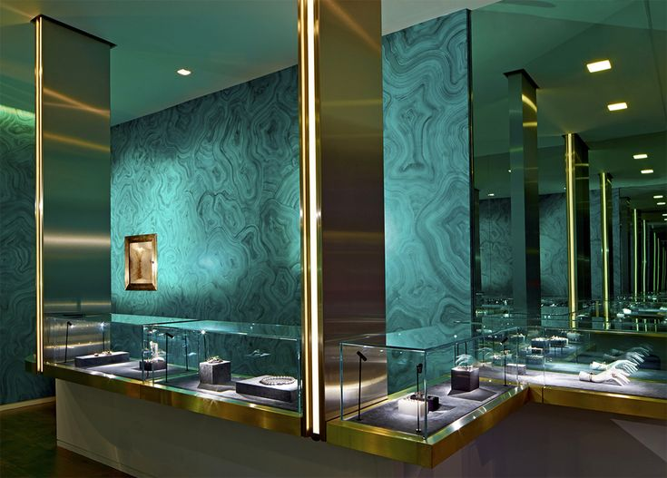 Rafael De Crdenas Designs Delfina Delettrezs First London Boutique Modern ShopInterior Design BlogsShop InteriorsCommercial
