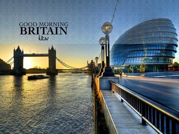Good Morning Britain (TV Series 2014- ????)