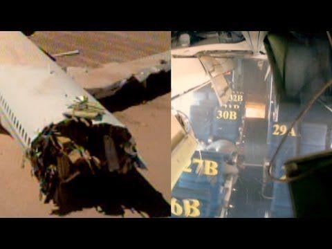 'Curiosity: Plane Crash' Documents Intentional Boeing 727 Crash