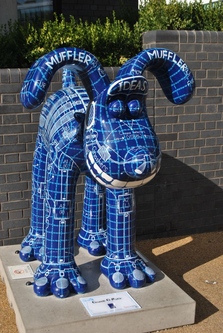Gromit-o-Matic