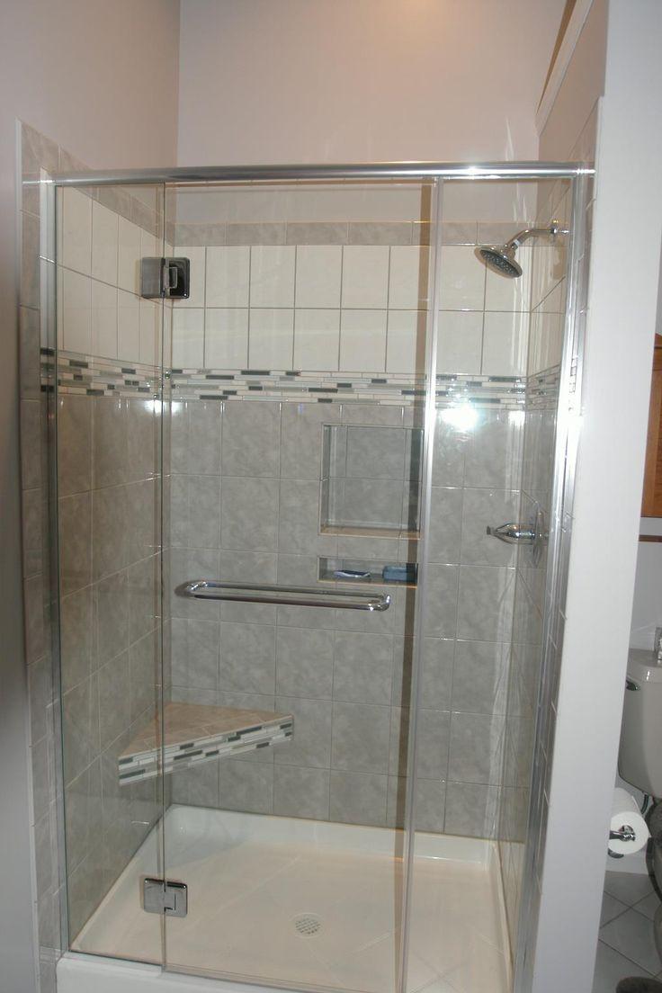 32 best Frameless Shower Doors images on Pinterest | Frameless ...