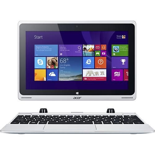 Acer - Aspire Switch 10 Tablet - 32GB - Silver -