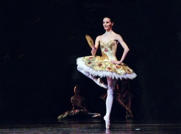 Fanny Fiat - danseuse du ballet de l'Opéra de Paris - Photos don Quichotte