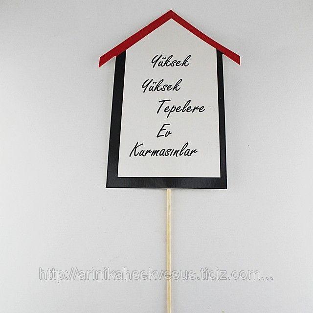 Kına Gecesi Konuşma Balonu ''Yüksek Yüksek Tepelere Ev Kurmasınlar'' (ID#807652): satış, İstanbul'daki fiyat. Arı Nikah Şekeri Ve Süs adlı şirketin sunduğu Eğlenceli Konuşma Balonları