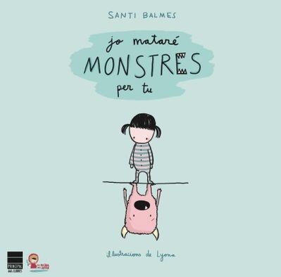Jo mataré monstres per tu #lectura #llibres