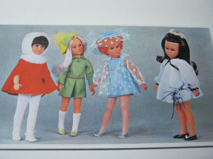 Modelli Bettina dal catalogo 1969