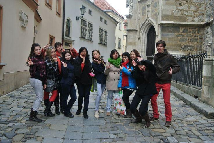 International team :)
