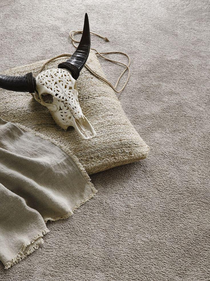 Zachte #vloerbedekking - #tapijt Parade #Touch  Een comfortabel tapijt in je huis. #wonen #interieur