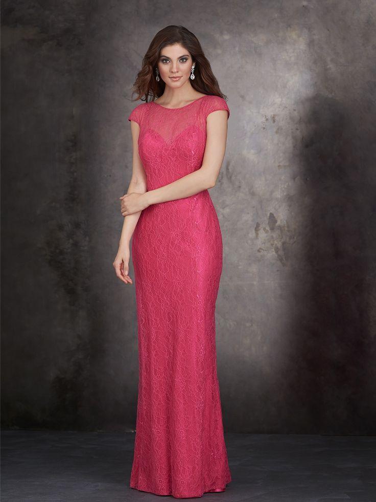 Allure Bridesmaids - Bridesmaid Dress Style No.1411