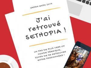 Sethopia sur la Japan Expo Paris 2017 ! • Hellocoton.fr