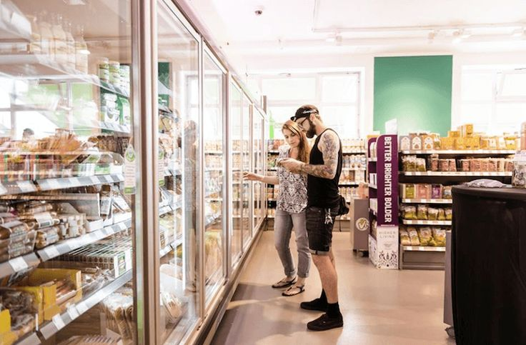 Veganz, the first and world's largest vegan grocery store chain, will set up shop in the famously crunchy city of Portland, Oregon later this year.