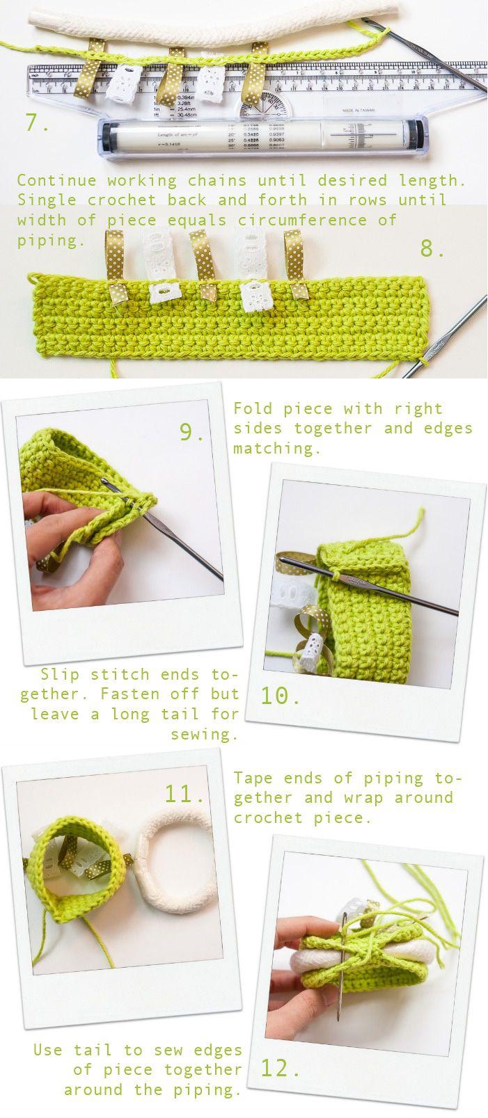 Hedgehog Taggie Baby Toy Crochet Pattern | www.1dogwoof.com