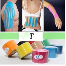 5mx5cm Waterproof Kinesio tape Athletic Kinesiology Tape Sport Taping Strapping Good Quality Football Knee Muscle Kinesio //Price: $US $2.55 & FREE Shipping //