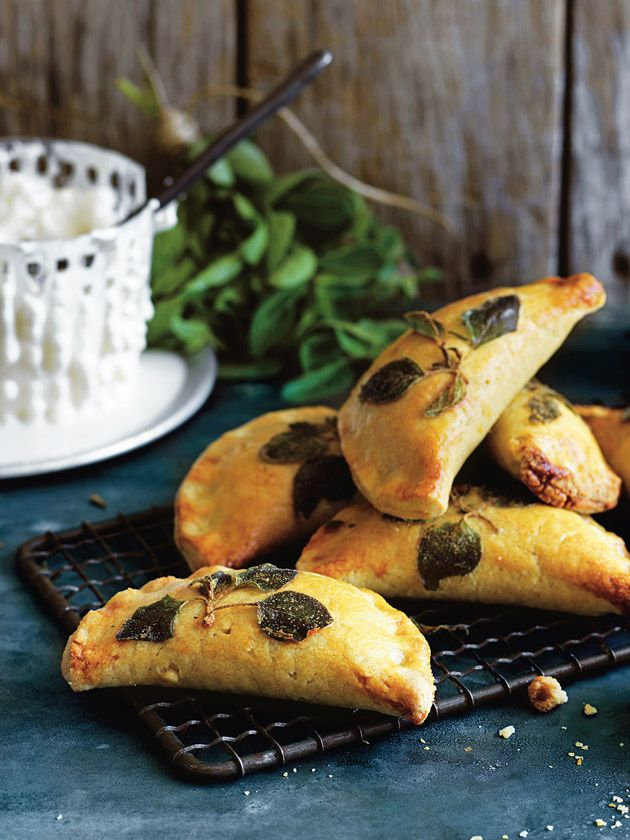 Popular crowd pleasers, these ricotta and oregano empanadas are perfect as a side, snack or even a starter.