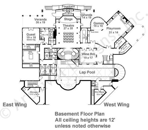 51 Best Castle Floor Plans Images On Pinterest Floor
