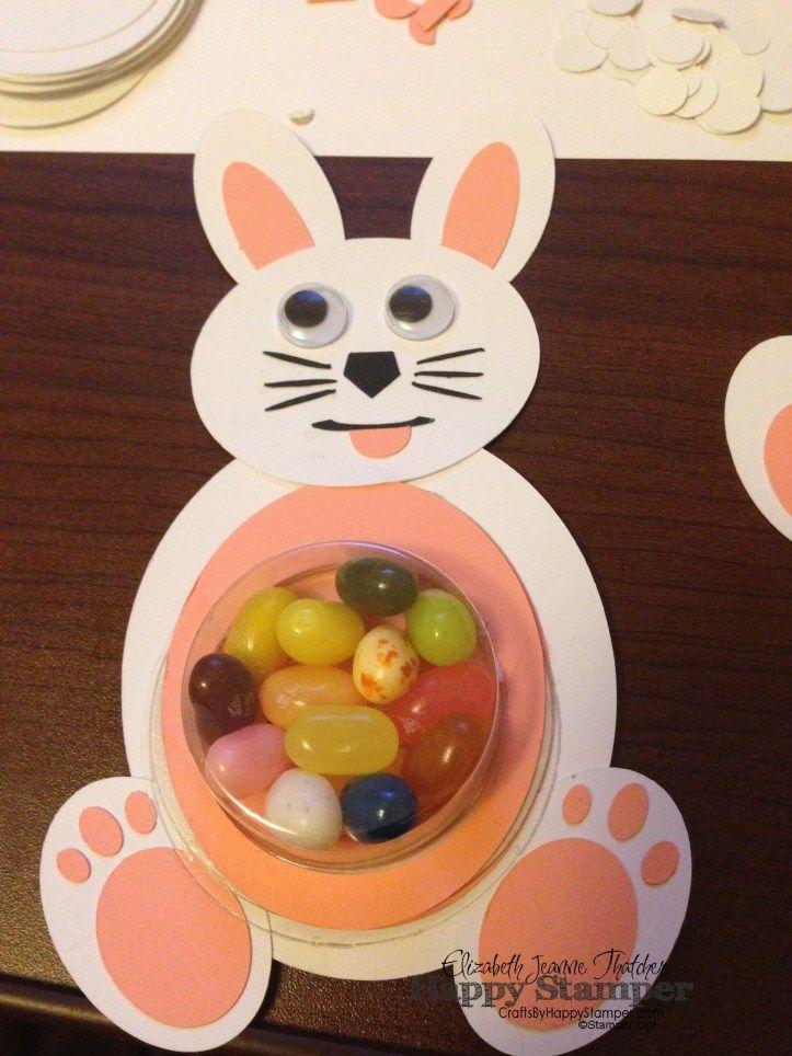 CraftsbyHappyStamper Easter Blog Hop Stampin Up Treats Treat