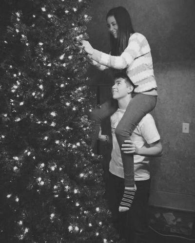 Christmas with you.