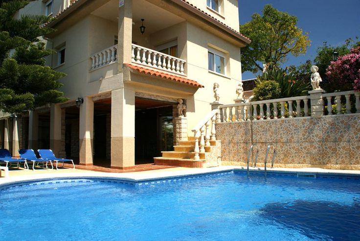 Villa Can Torrent 2, Cunit, Costa Dorada