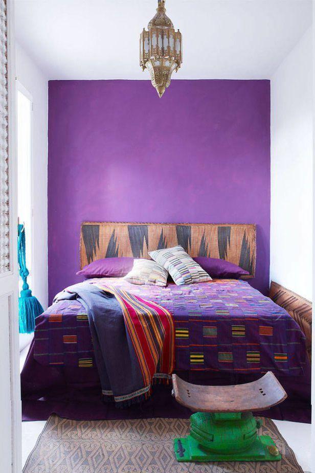 purple bedroom ideas Home Decor Hints Pinterest Purple