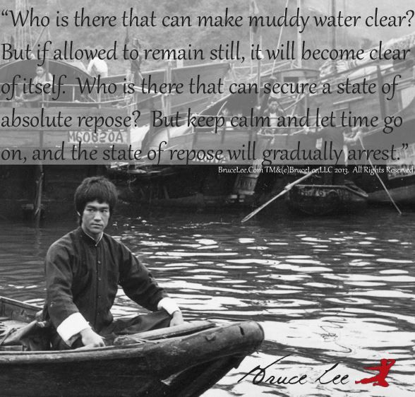 Bruce Lee Water Quote Meaning Daily Inspiration Quotes
