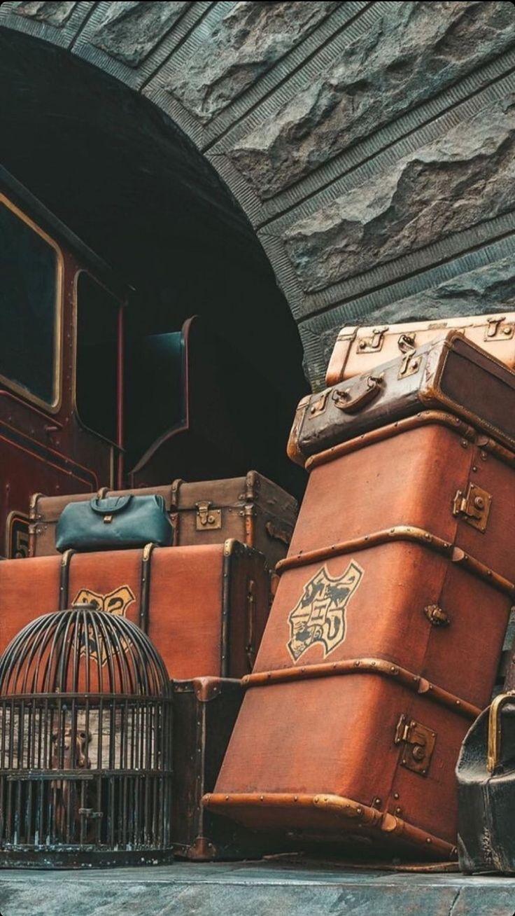 Préparez vos valises et en route pour Poudlard