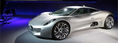 Jaguar beat C-X75 With New Rang rover   Second Hand Cars, vehicles and automobiles Reviews 2013