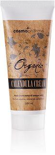 Organic Calendula Cream. 100 ml | Cosmopharma #organic #cream #calendula #cosmopharma #hudpleie