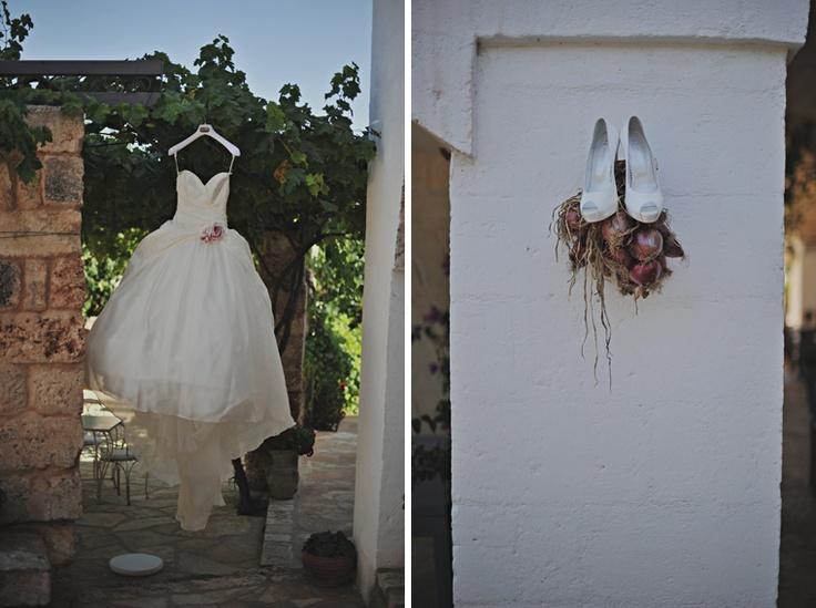 Arianna & Matteo  Giugno 2012 - weddingsinostuni.com