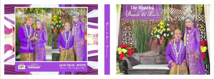 #Design Wedding Album #CoverAlbumWedding