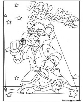 jay z coloring pages - photo#17