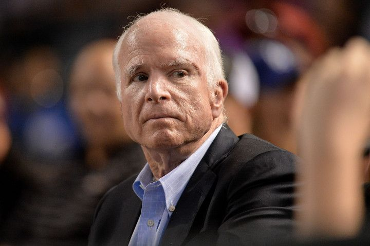 John McCain: Trump Is 'Poorly Informed' and 'Impulsive. We are not his subordinates.