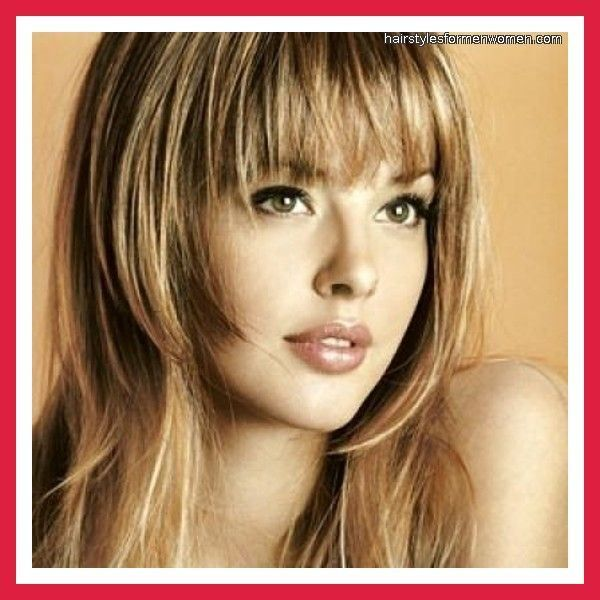 Straight Hairstyles for Fat Faces | Hairstyles For ...
