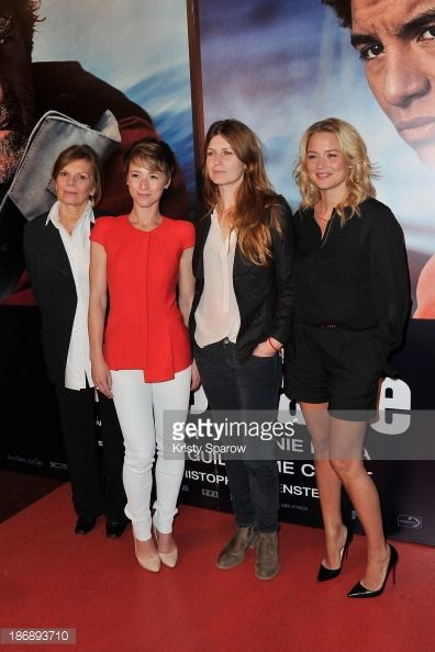 Photo d'actualité : Laure Duthilleul, Karine Vanasse, Arly Jover and...